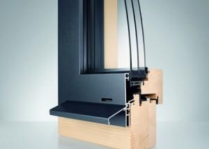 EgoKiefer Holz/Aluminium-Fenster XL®