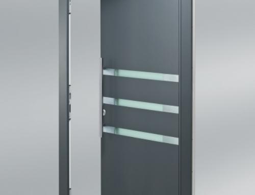 EnergyLine EL1 – EgoKiefer Kunststoff /Aluminium-Haustüren flügelüberdeckend