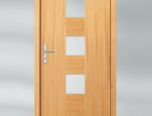 WoodLine WL1 DuoLine – EgoKiefer Holz-Haustüren