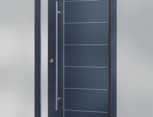 WoodLine WL1 – EgoKiefer Holz/Aluminium- Haustüren