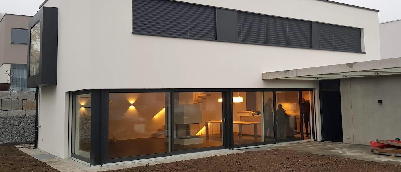 Odermatt Fensterbau Ersigen - EgoKiefer